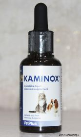 Kaminox 60 мл. - поддержка для кошек и собак с ХПН