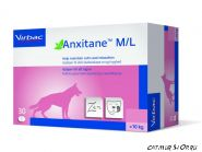 Virbac Anxitane М/L (Вирбак Анкситан M/L) - 30 таблеток